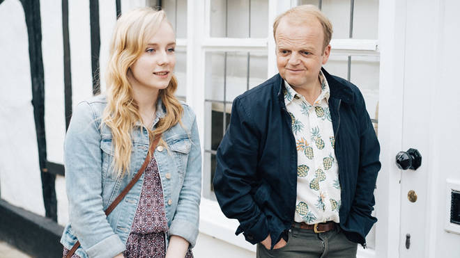 Alexa Davies in Detectorists