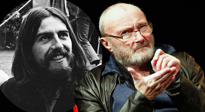 Phil Collins recalls prank George Harrison played on him