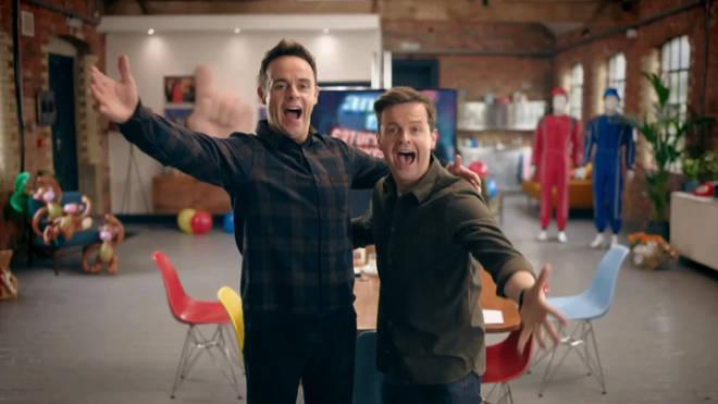 Ant & Dec return to Saturday Night Takeaway in 2020