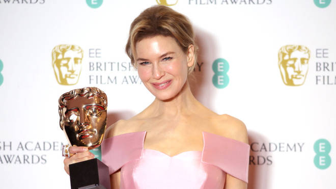 Renee Zellweger won the Leading Actress prize for Judy