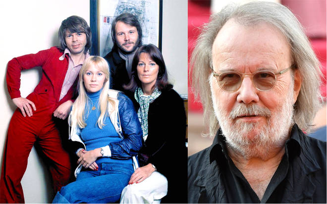 ABBA's Benny Andersson teases new album release date this Autumn