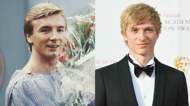 Will Tudor will play Christopher Dean