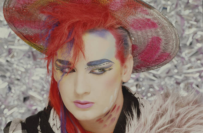A biopic about Boy George is apparently in the works