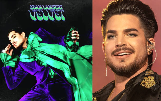 Adam Lambert announces Velvet album release date and European tour