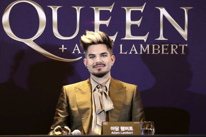 Adam Lambert will embark on the European leg of The Rhapsody Tour with Queen in Summer 2020