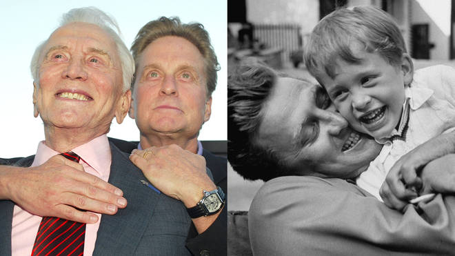 Michael Douglas's father Kirk Douglas has died at the age of 103