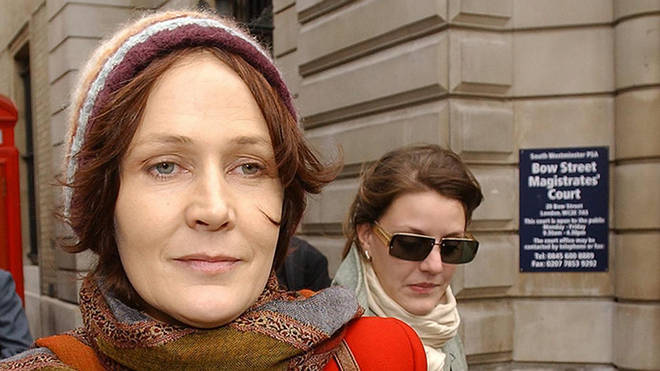 Lucy Birley in 2004