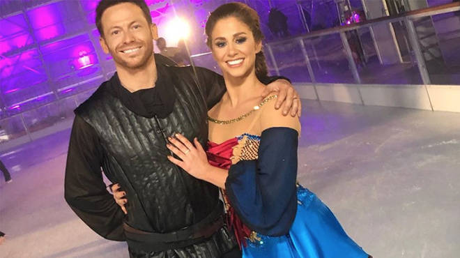 Alex Murphy has stepped in as Joe Swash's DOI parnter