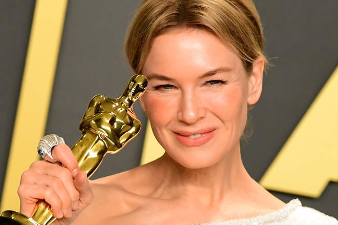 Renée Zellweger dedicates her award to Judy Garland at Oscars 2020