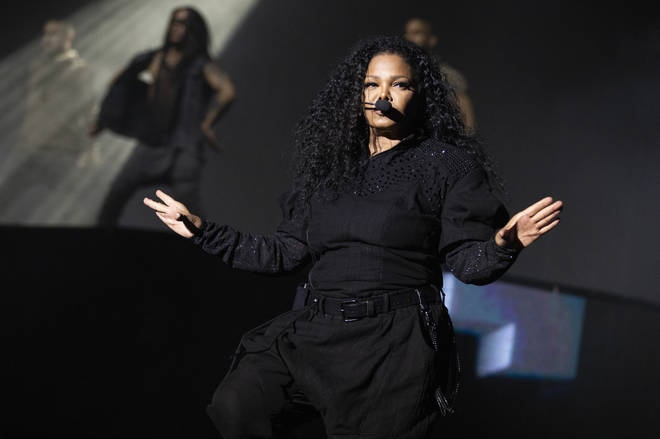 Janet Jackson announces new international tour and album 'Black Diamonds'