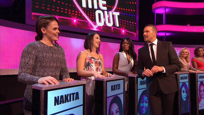 Paddy McGuinness hosting Take Me Out