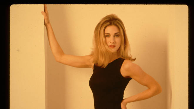 Sarah Jessica Parker in 1992