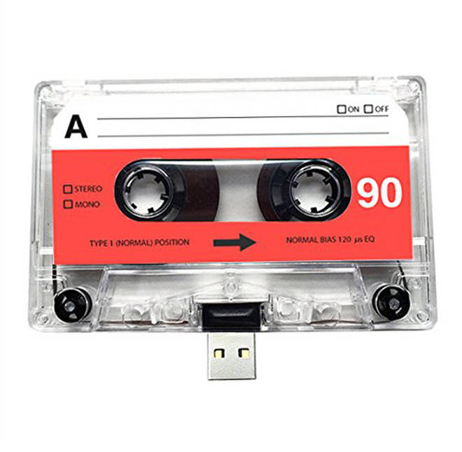 Treat your partner to a USB mixtape this Valentine's Day