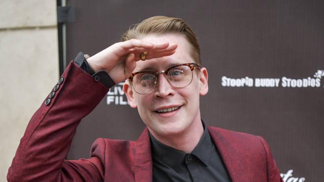 Macaulay Culkin in 2019