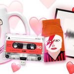 Perfect Valentine's Day gifts for music lovers