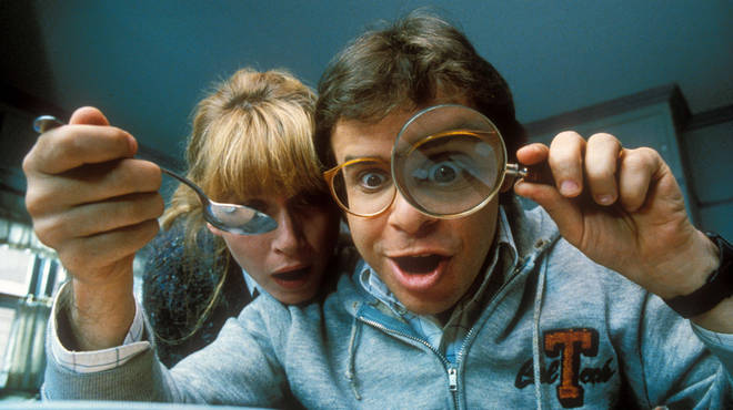 Rick Moranis starred in 1989's Honey, I Shrunk the Kids