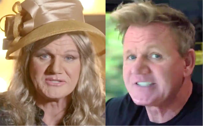 Gordon Ramsay 'almost unrecognisable' during undercover TV show stint