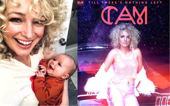 Country star Cam releases first new single following the birth of her daughter