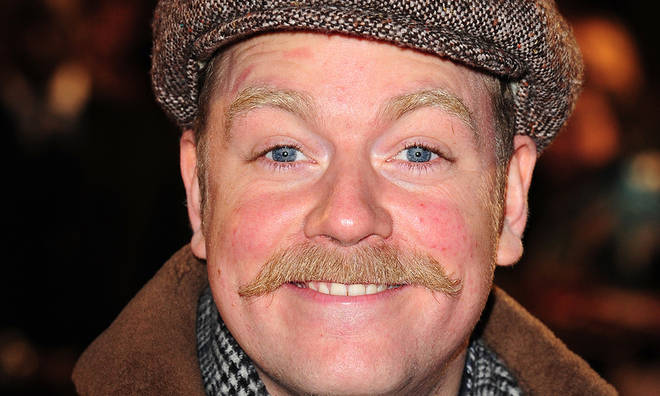 Rufus Hound is a comedian best known for his role on Celebrity Juice