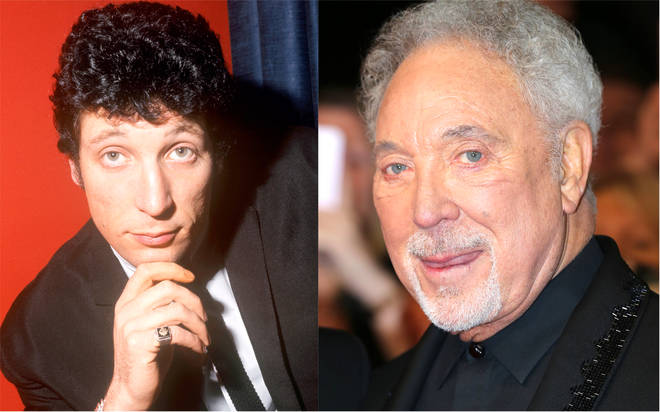 Sir Tom Jones' full name is actually Thomas John Woodward