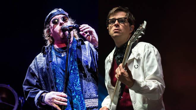 Toto / Weezer