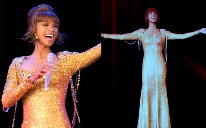 Whitney Houston hologram tour: First look leaves This Morning viewers 'unsettled'