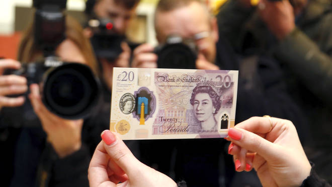 New £20 note released today: Here's how to tell if your note is 'rare'