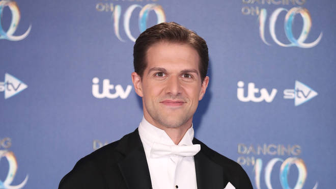 Tom Naylor is a professional skater on Dancing on Ice