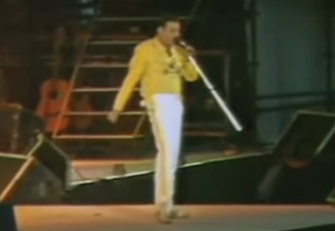 Freddie Mercury's final concert with Queen was on August 9, 1986