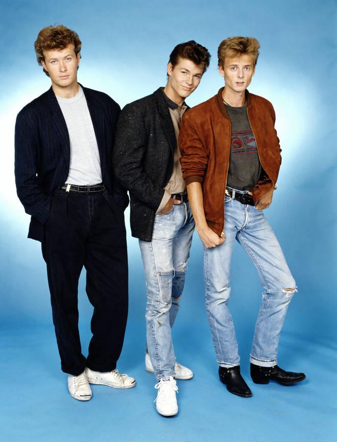 A-ha in 1985