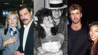Freddie Mercury, George Michael and Elton John were all in love with women in the past