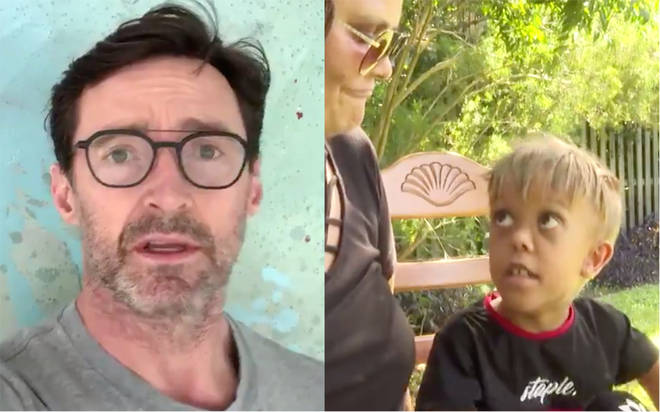 Hugh Jackman sends message of support to bullied schoolboy Quaden Bayles