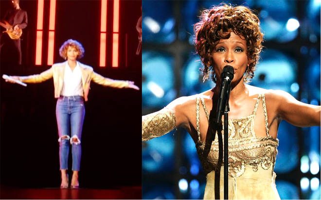 The Whitney Houston hologram tour has released a brand new trailer