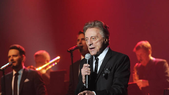 Frankie Valli & The Four Seasons In Concert