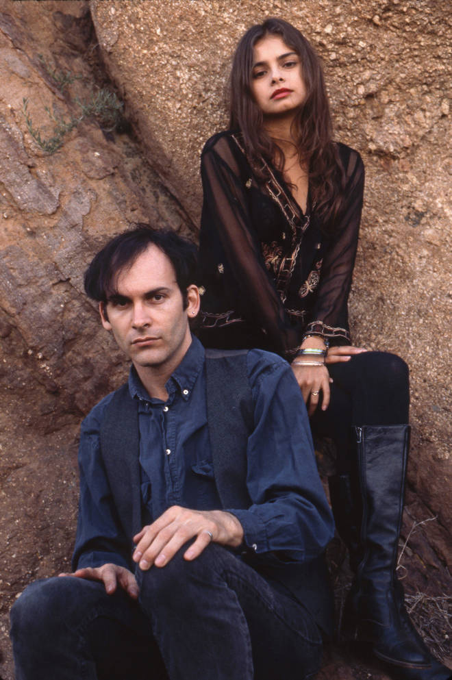 Mazzy Star duo David Roback and Hope Sandoval