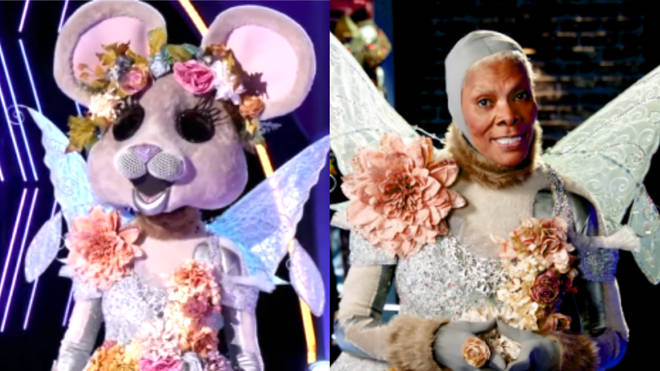 Dionnne Warwick took part in The Masked Singer season 3