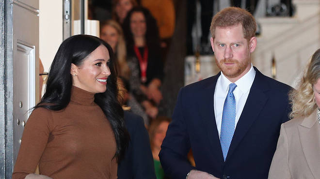 Prince Harry and Meghan Markle have lost their His/Her Royal Highness titles