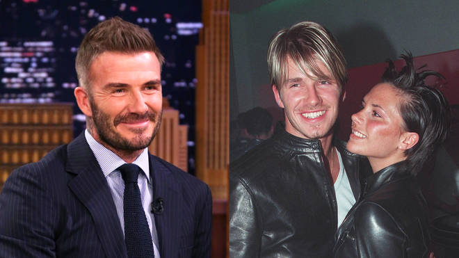 David Beckham appeared on The Jimmy Fallon Show this week