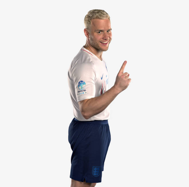 Olly Murs for Soccer Aid