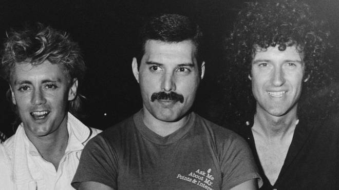 Freddie Mercury was in a band when he was 13, 11 years before becoming the frontman of Queen