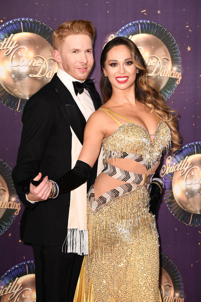 Neil and Katya Jones