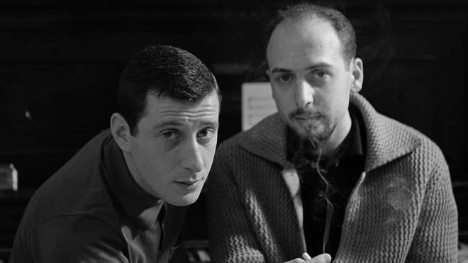 Leiber and Stoller in 1959