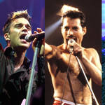 Robbie Williams turned down the chance to replace Freddie Mercury in Queen before Adam Lambert