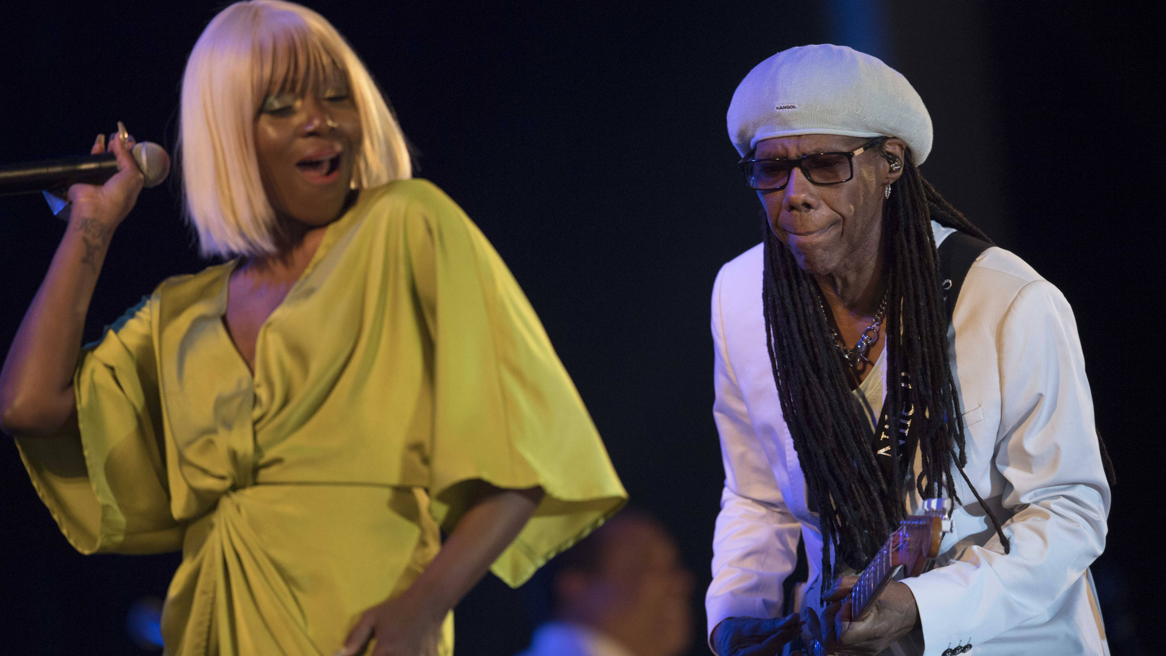 Nile Rodgers And Chics New Album Its About Time Release Date
