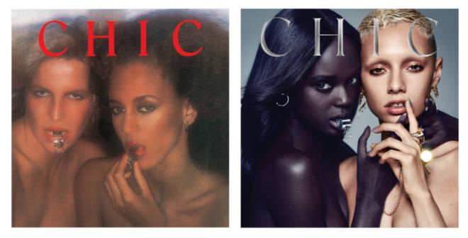 Chic albums