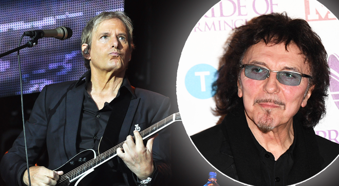 Michael Bolton auditioned for Black Sabbath, says Tony Lommi