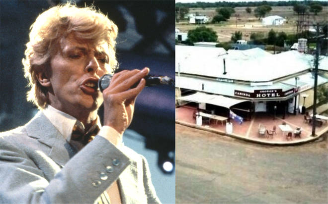 Pub where David Bowie filmed 'Let's Dance' music video is up for sale
