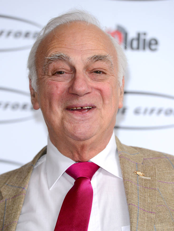 Roy Hudd has died aged 83