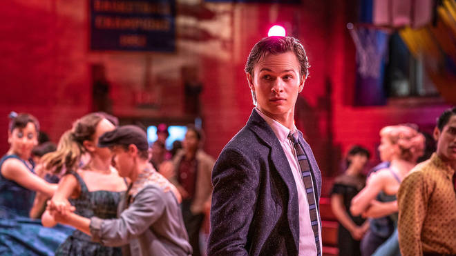 Ansel Elgort as Tony