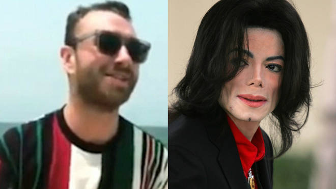 Sam Smith/ Michael Jackson